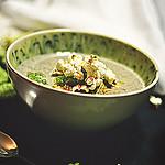healthy mushroom soup